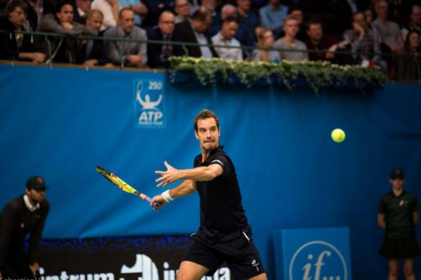 ATP Stoccolma: volano in semifinale Berdych e Gasquet; fuori a sorpresa Gilles Simon