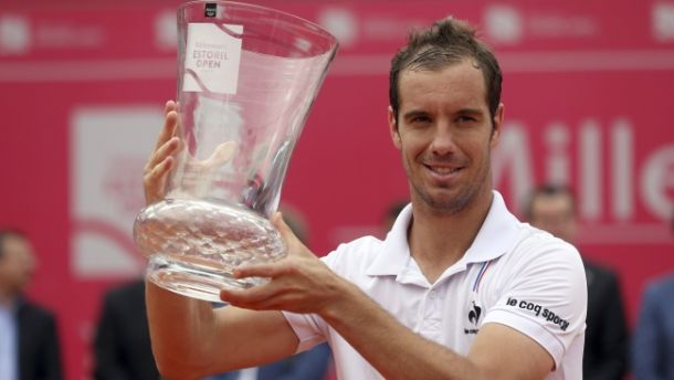 Gasquet confirma su retorno en Estoril
