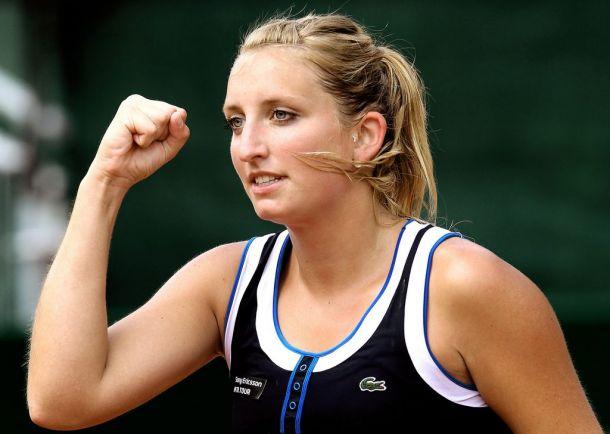 WTA Indian Wells :Bacsinszky est renversante