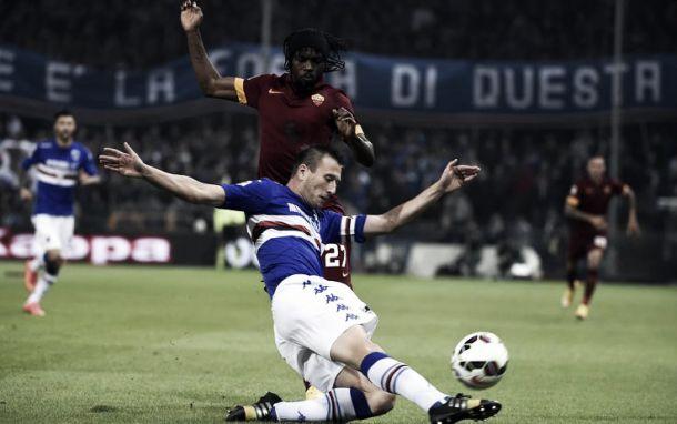 Sampdoria - Roma: 0-0 frutto della paura