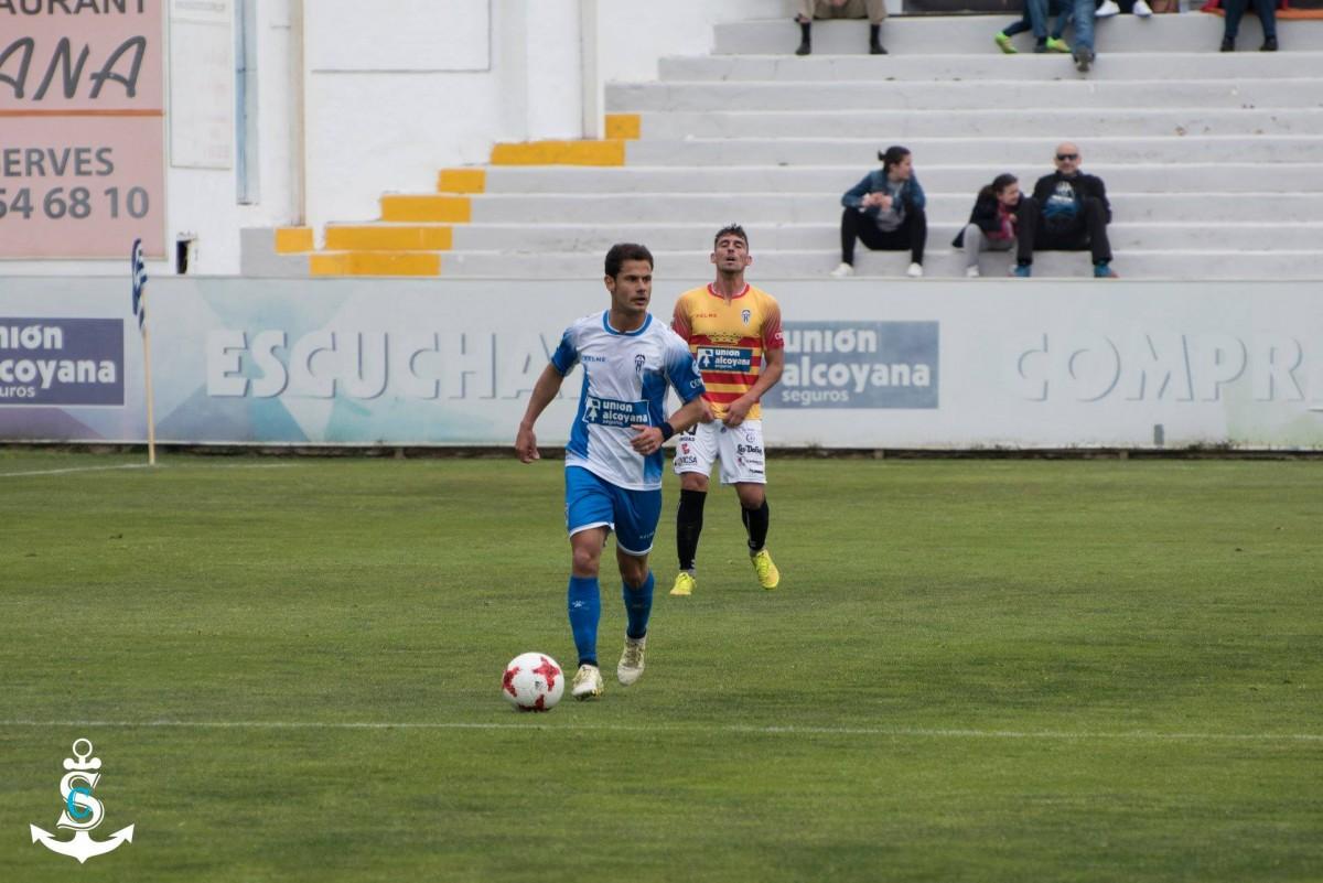 Puntuaciones CD Alcoyano – Atlético Saguntino: el Collao reconoce el esfuerzo y la clase de Gato