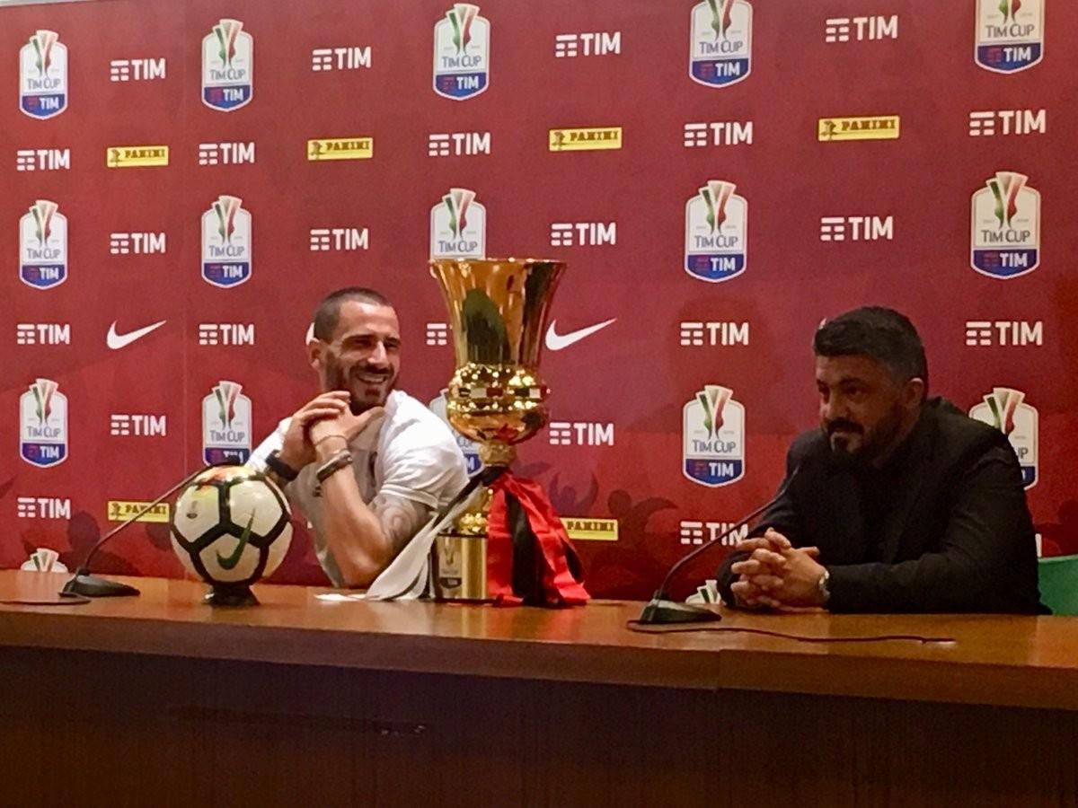 """Gattuso: """"Per noi questa Coppa Italia vale una Coppa del Mondo"""""""