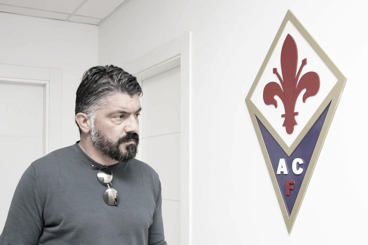 Fiorentina anuncia saída de Gattuso antes mesmo do início da temporada