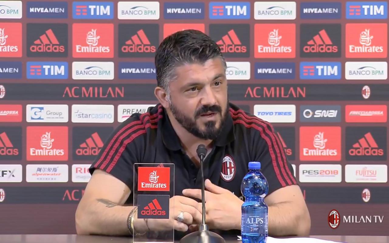 Milan, Gattuso è rimasto solo