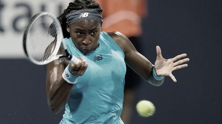Perto de casa, Gauff vence compatriota Davis no WTA 500 de Charleston