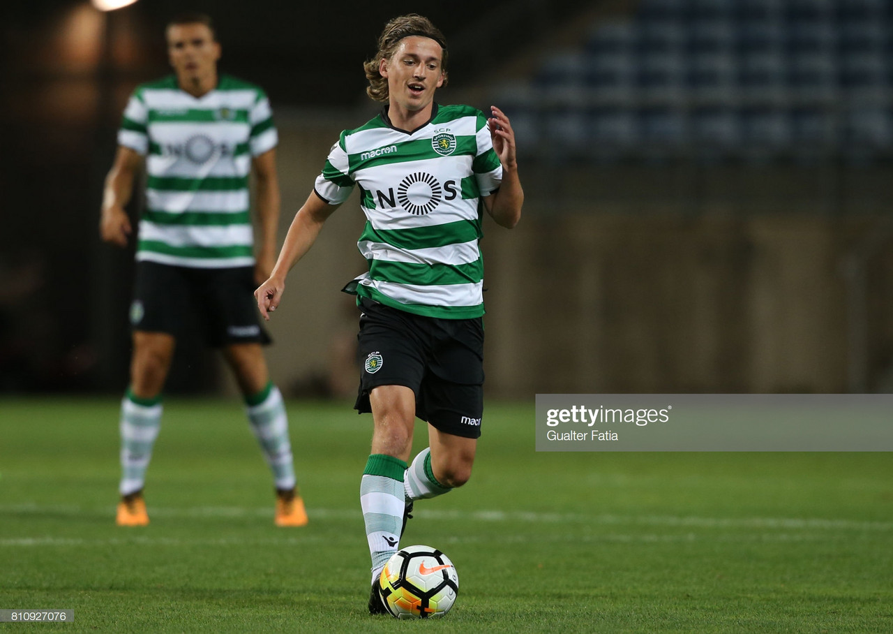 Ryan Gauld leaves Sporting to join Farense