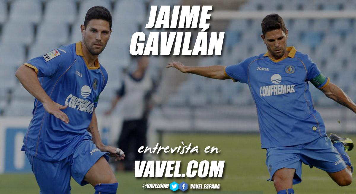 """Entrevista. Jaime Gavilán: """"Me hubiera gustado tener más continuidad en el Valencia"""""""