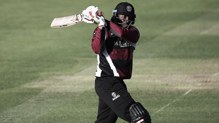 Belligerent Gayle helps Somerset claim Blast victory over Essex