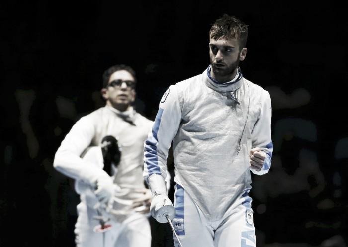 Rio 2016, quarti fioretto maschile: Garozzo accede in semifinale, beffa atroce per Avola