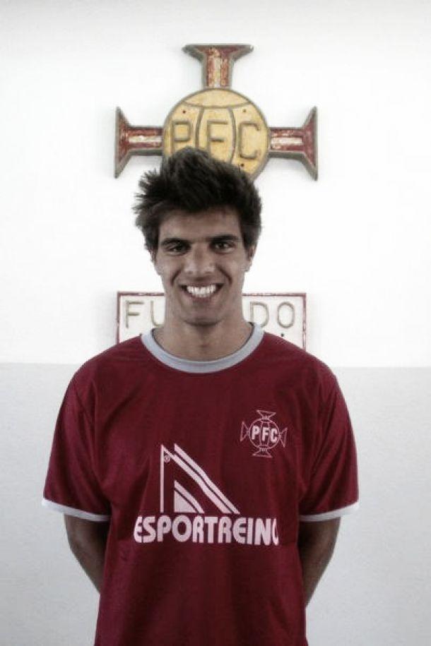 Jorge Santos, do Padroense para o Sporting