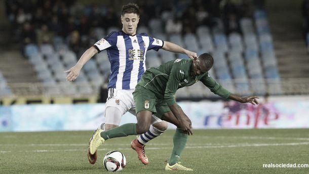 La Real Sociedad y la Ponferradina cierran la cesión de Gaztañaga