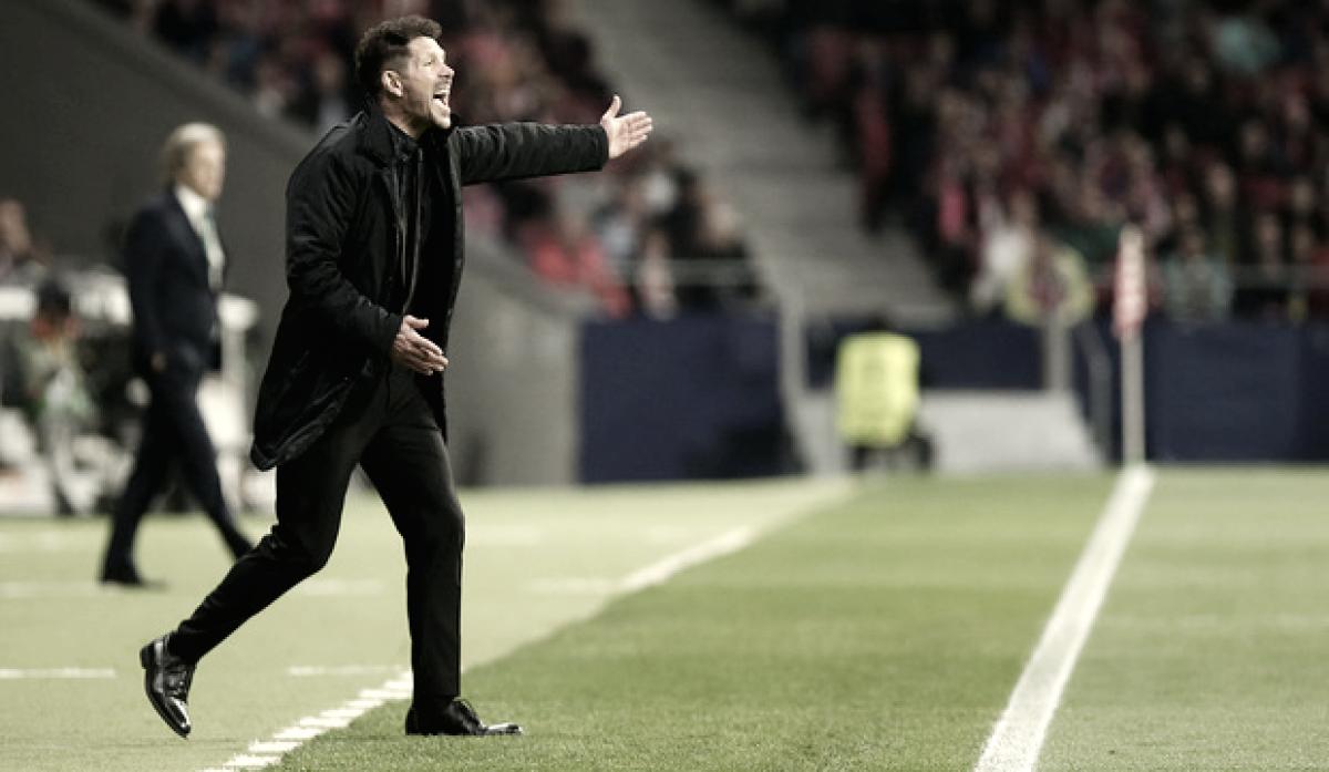 Simeone deberá frenar el potencial de un Real Madrid en racha