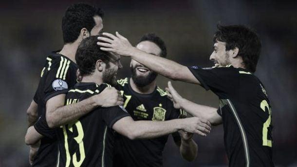 Niente sorprese a Skopje: la Spagna vince 0-1