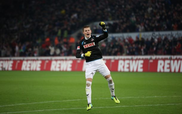 Timo Horn set to extend with FC Köln