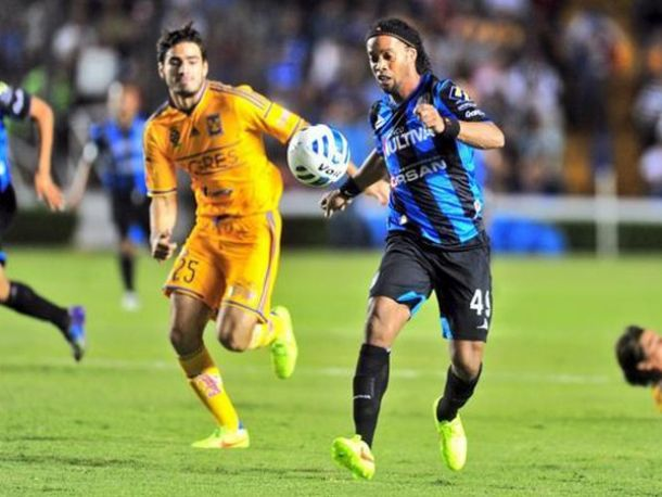 Resultado Tigres - Querétaro en Liga MX 2015 (1-0)