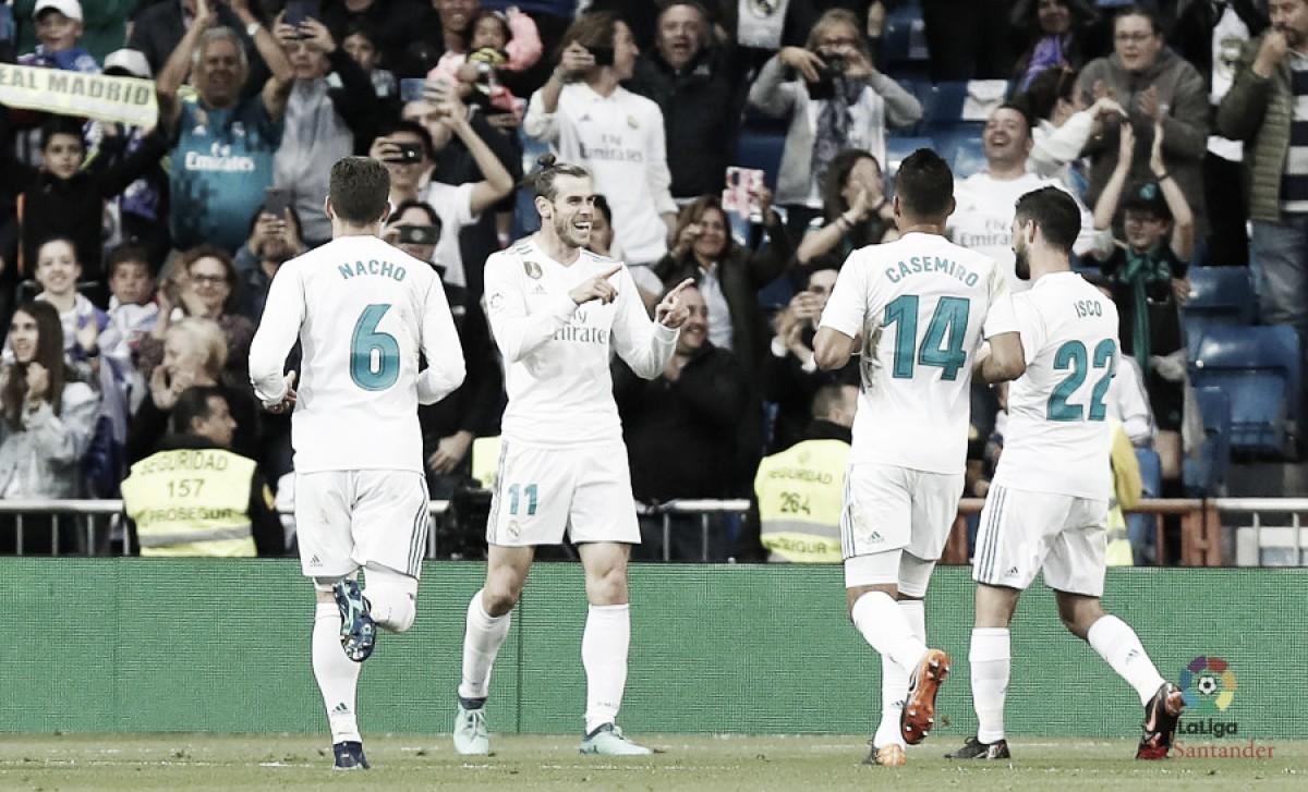 Liga, Siviglia in Europa. Goleada Real
