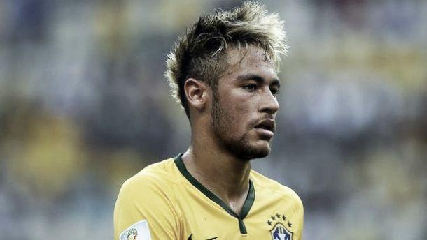 Neymar était bien seul