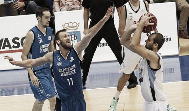 Río Natura Monbús - Gipuzkoa Basket en directo online