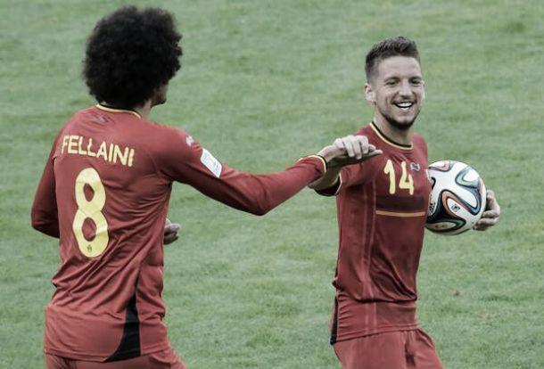 La Belgique aux deux visages