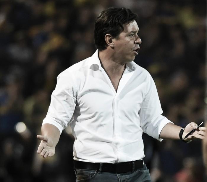 Gallardo, un entrenador que sabe cambiar