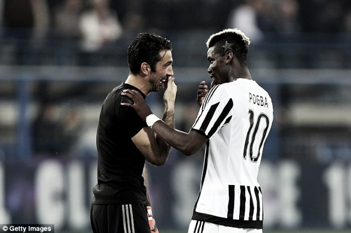 Pogba can become best in the world, says Buffon