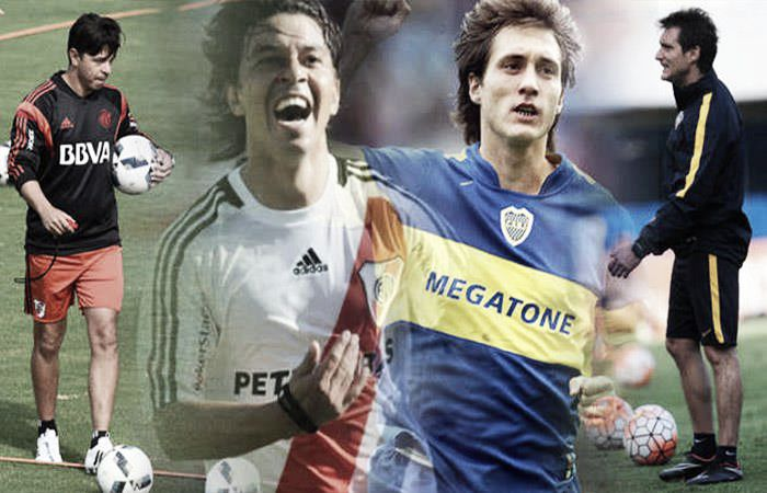 Super Cara a Cara: Barros Schelotto vs Gallardo