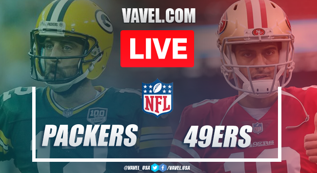 Highlights and Touchdowns: Green Bay Packers 34-17 San Francisco 49ers, 2020 NFL Season