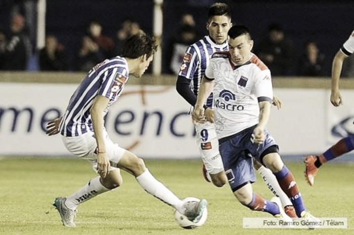 Resumen Godoy Cruz 2-1 Tigre en la Liga Argentina 2016
