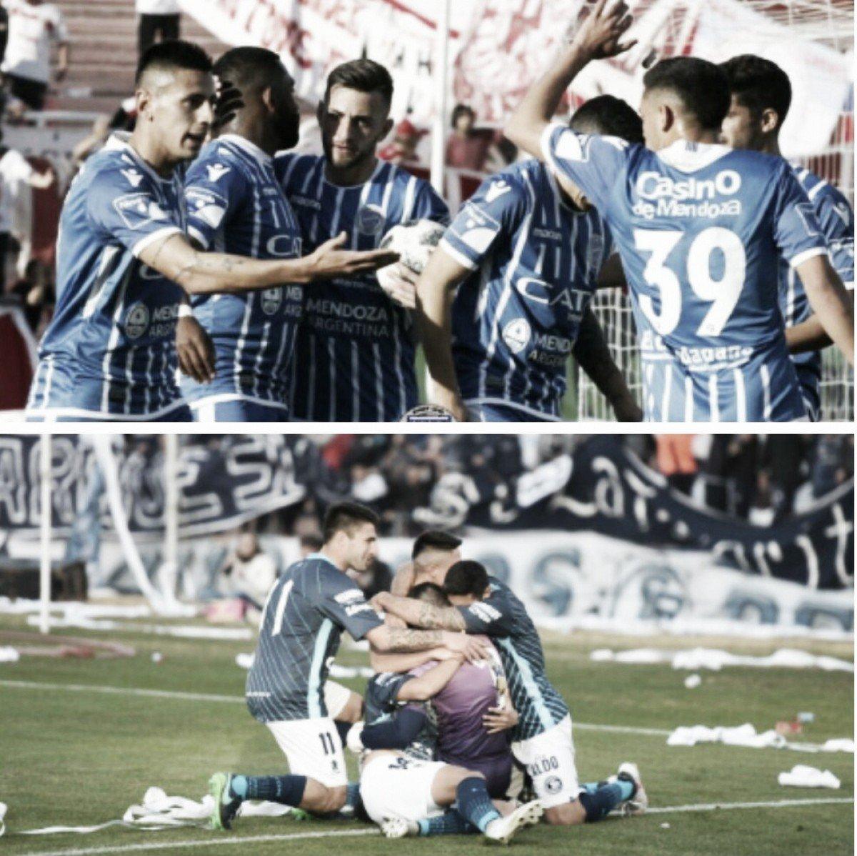 Se definió cuándo y dónde se juega Godoy Cruz - Independiente Rivadavia