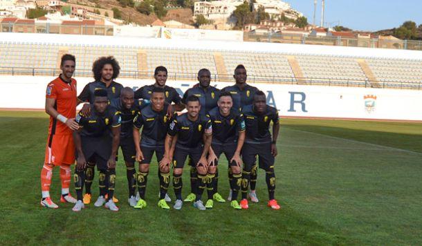 El Granada vence a su filial en el primer amistoso en Almuñécar