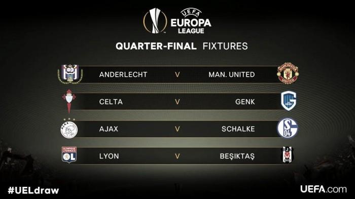 Europa League, lo United affronta l'Anderlecht. Le parole dei protagonisti