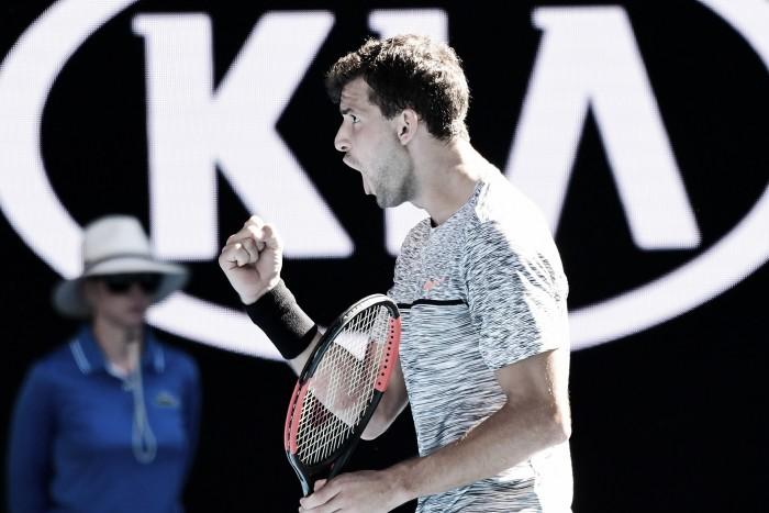 Australian Open, Dimitrov vince con Goffin ed è in semifinale