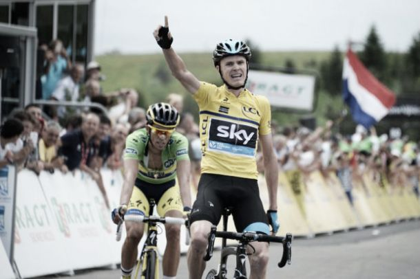 Giro 2015, ¿nuevo choque entre colosos?