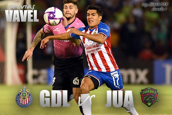 Previa Chivas vs FC Juárez: a demostrar de qué están hechos