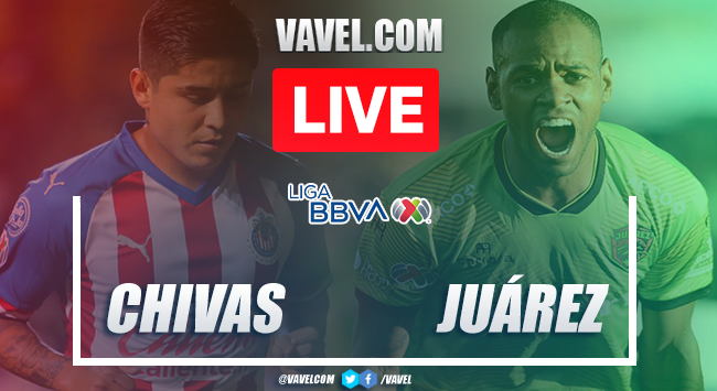 Goals and Highlights: Chivas Guadalajara 2-0 FC Juarez, in 2020 Liga MX