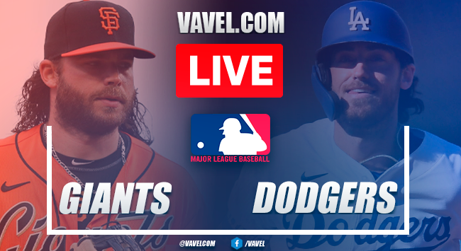 Highlights and runs: San Francisco Giants 2-3 Los Angeles Dodgers in 2021 MLB