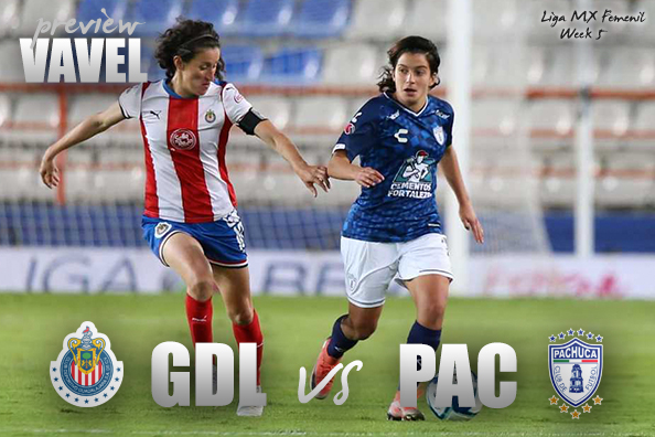 Liga MX Femenil: Chivas vs Pachuca Preview