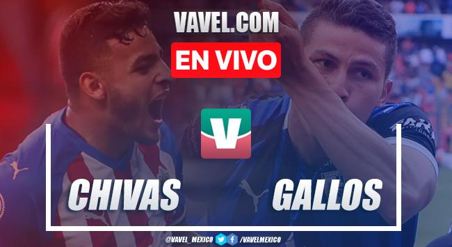 Goles y Resumen: Chivas vs Querétaro (3-2), Liga MX 2019
