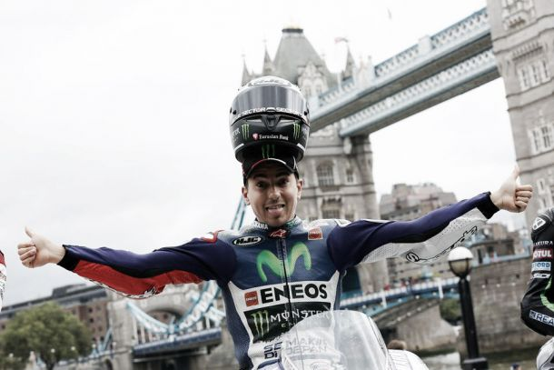 MotoGP, Lorenzo il più rapido nelle FP2 a Silverstone