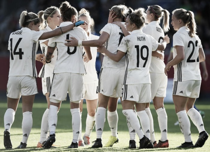 2018 SheBelieves Cup Roster: Germany