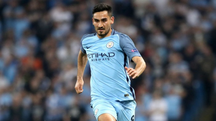 Manchester City: lungo stop per Gundogan. Come cambierà l'assetto tattico di Guardiola?