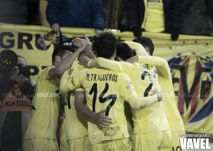 Semana perfecta en el Villarreal CF