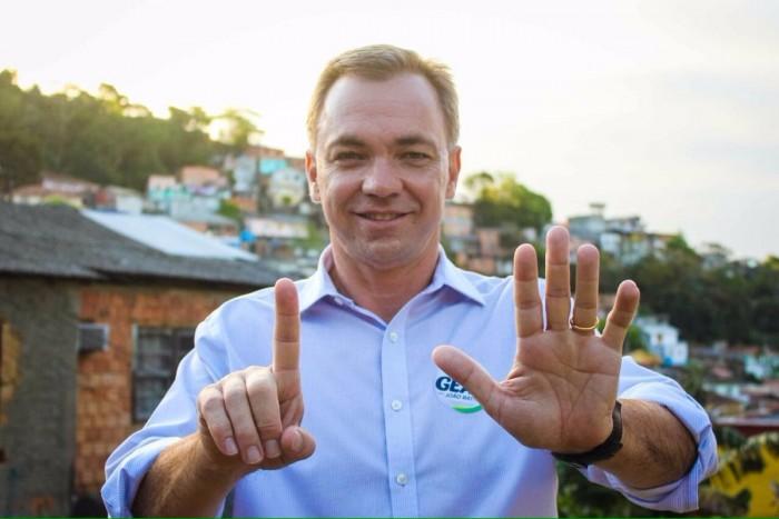 Com diferença de 1.150 votos,Gean Loureiro vence eleição em Florianópolis