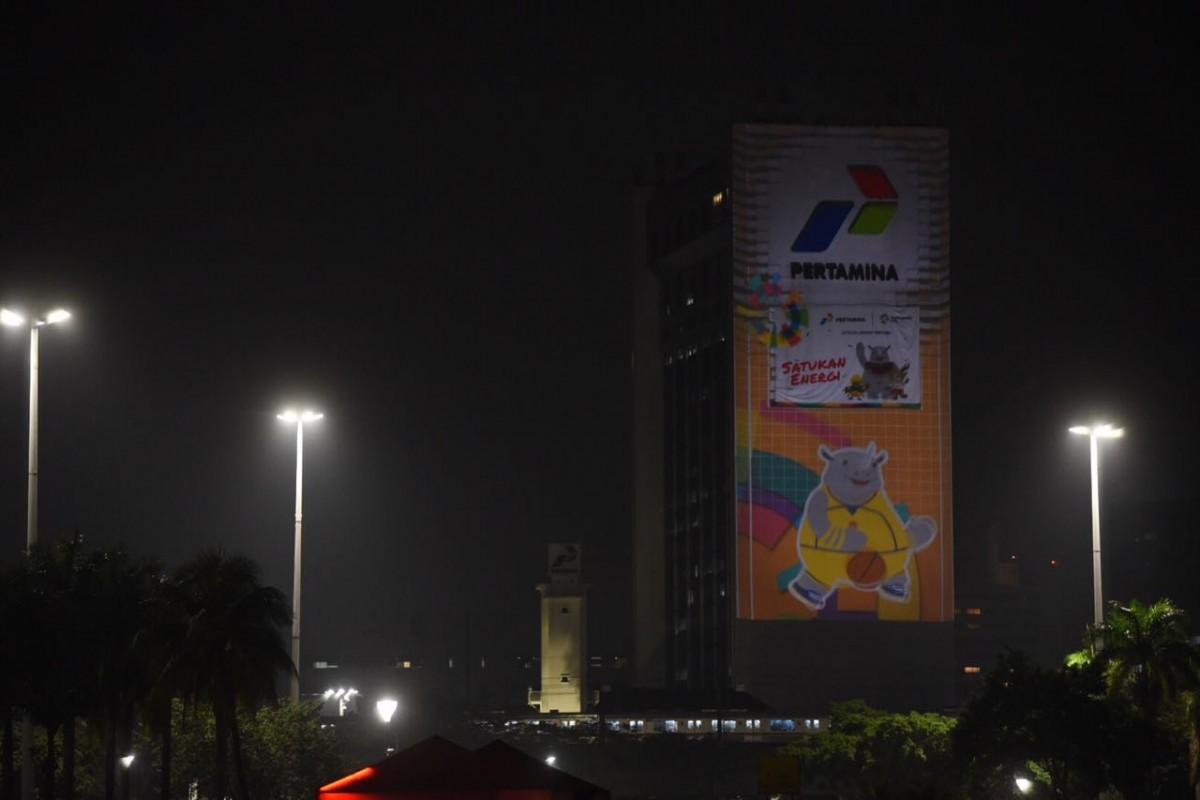 Gedung Pertamina Siap Menjadi Ikon Asian Games 2018