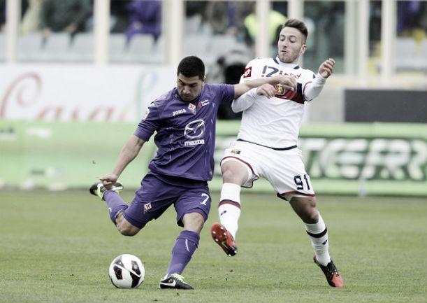 Genoa - Fiorentina, tra polemiche e spettacolo