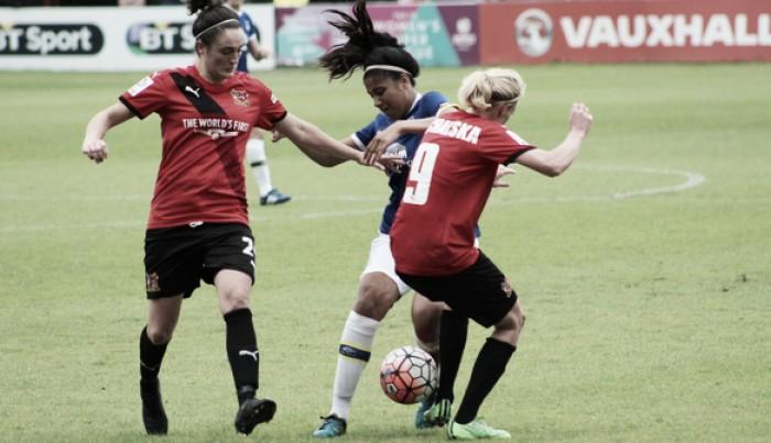 WSL 2 Week Seven Round-up: Home sides dominate