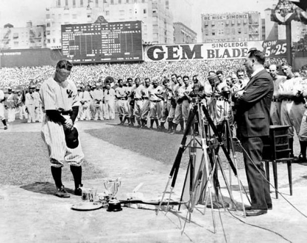 Reflecting On The Life Of Lou Gehrig, 75 Years After His Farewell Speech