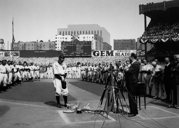 MLB All Time Roster---First Baseman