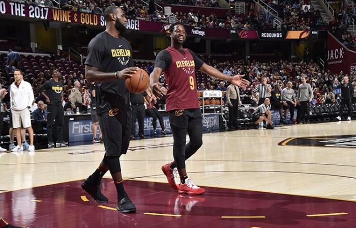NBA Preseason - Cleveland, LeBron James pronto all'esordio stagionale