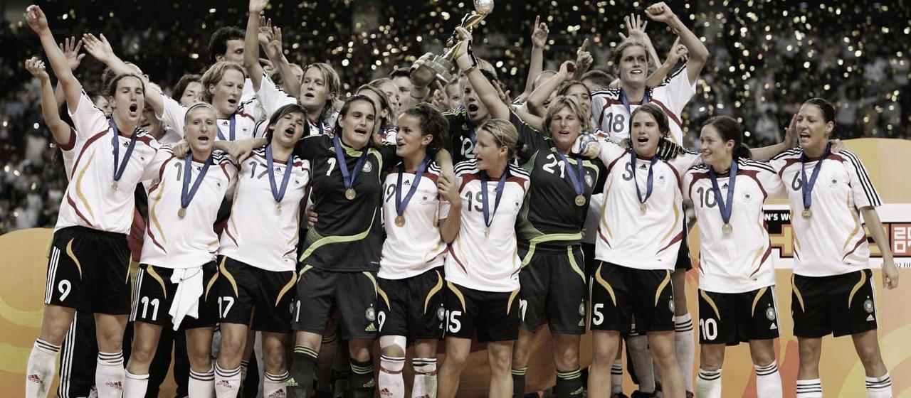 Alemanha e França: a dominância no futebol feminino europeu